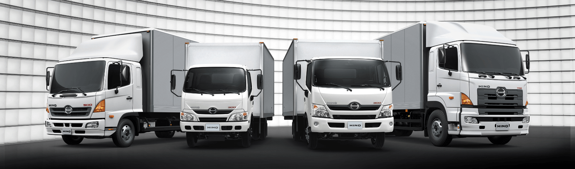 Hino Motor Vehicles Singapore