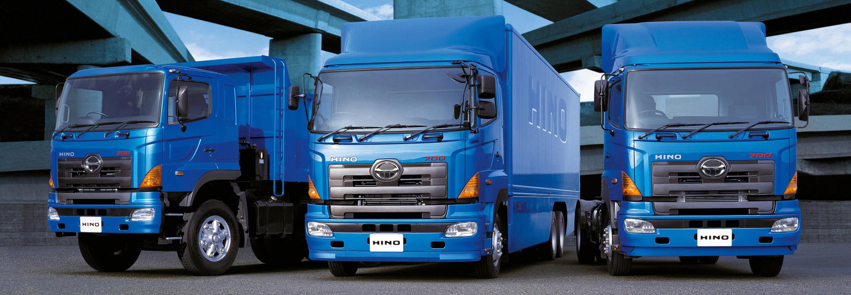 Hino 700 Series | Euro 6-compliant Heavy-duty Trucks